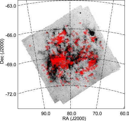 Yang et al. 2018: Red supergiant stars in the Large Magellanic Cloud. II. Infrared properties and mid-infrared variability